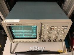 Tektronix Oscilloscope TDS 460A 400MHz 4 Channel for LF, MF, HF, VHF, UHF. CAL