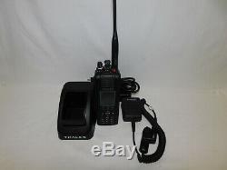 Thales Liberty PRC7332 P25 Digital All Band Radio VHF UHF 700/800mhz AES DES TRK