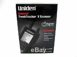 UNIDEN BEARCAT UBCD 3600XLT DIGITAL & ANALOGUE RADIO SCANNER 25-1300MHz