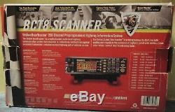 Uniden Bearcat BCT8 BearTracker Warning System with 800 MHz TrunkTracker III
