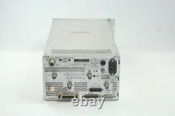 WATKINS-JOHNSON WJ-8611 Digital HF/VHF/UHF Receiver 2 to 1000 MHz (no handle)