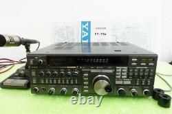 YAESU FT-736MX 50/144/43/1200MHz (all mode) 10/25/25/10W Radio Receivers Tested