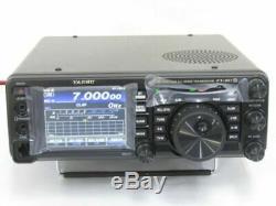 YAESU FT-991A HF/100-430MHz50W Ham Radio Transceiver Tested Working perfect
