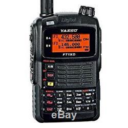 YAESU FT1XD Dual band D/A 144/430MHz Handy transceiver 5W output Fast Shipp JPN