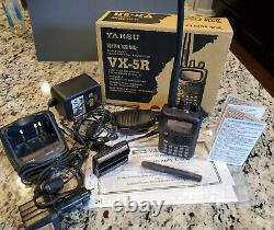 YAESU VX-5R Triple Band 50/144/430 MHz Transceiver