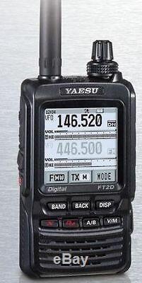 Yaesu FT-2DR 144/430 Mhz Digital/Analog Transceiver Authorized Yaesu Dealer