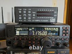 Yaesu FT-450 HF/50MHz Transceiver WITH LDG Tuner FREE SHIPPING
