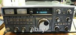 Yaesu FT-726R All-Mode Ham Radio Transceiver. 144MHz 430 & 440MHz Modules! NICE