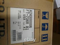 Yaesu FT-736R 50/144/220/440mhz modules and extra's + Boxing 220MHZ Module