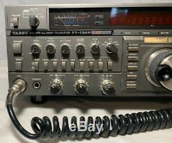Yaesu FT-736R Transceiver 2M-440mhz EXCELLENT Condition