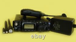 Yaesu FT-817 HF-430MHz 5W HF/VHF/UHF ALL Mode transceiver. From Japan Used