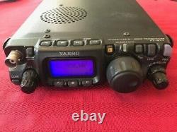 Yaesu FT-817, HF/50/144/430 MHz MULTIMODEPORTABLE TRANSCEIVER5 W