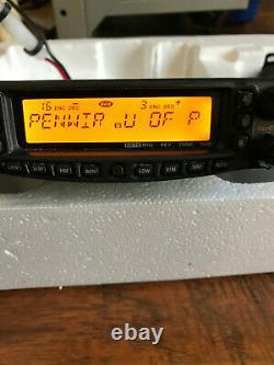 Yaesu FT-8800 VHF/UHF 144/440mhz Mobile Radio with original box manual. RADIO #2