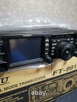 Yaesu FT-991A 100W HF/VHF/UHF all mode 1.8MHz-430MHz band transceiver