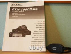 Yaesu FTM-100DR 144/430MHz Dual Band Mobile Transceiver