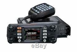 Yaesu FTM-300DR 50W C4FM/FM 144/430MHz Dual-Band Digital Mobile Transceiver