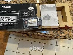 Yaesu FTM-400DR 144/430MHz Dual Band Mobile Transceiver