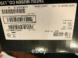 Yaesu FTM-400XDR 144/430MHz Dual Band Mobile Transceiver C4FM APRS