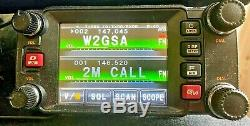 Yaesu FTM-400XDR C4FM FDMA / FM 144/430 MHz Dual Band Mobile Transceiver