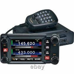 Yaesu Radio FTM-400XDH C4FM / FM 144 / 430MHz dual-band transceiver r NEW Japan