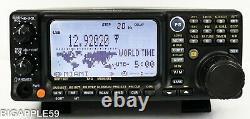 Yaesu VR-5000 Shortwave AM FM VHF UHF SSB Radio Receiver 100 KHz 2600 MHz