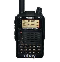 Yaesu VX-8GR Dual Band 144 / 430 MHz Transceiver + GPS APRS